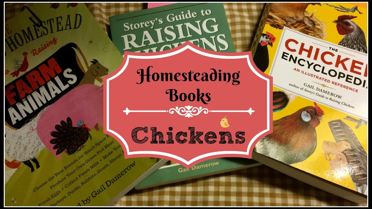The BEST Homesteading books and magazines