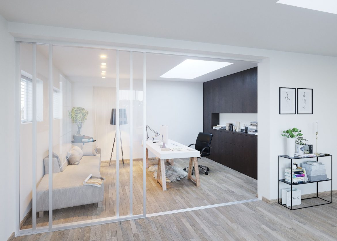 How Glass Wall Can Be Beneficial For Us